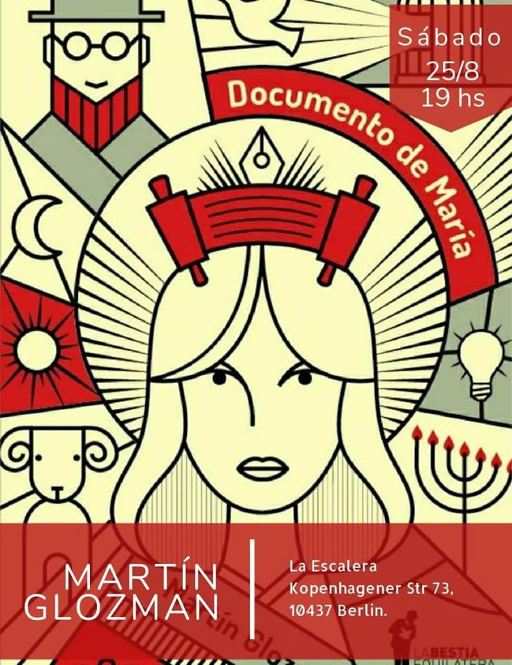Documento de María, de Martín Glozman