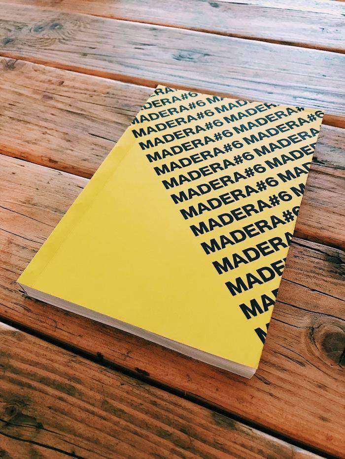 Presentación Madera 6 + Astillas 2 Público · Organizado por Madera Berlin y Librería La Escalera